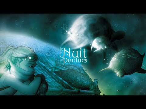La nuit des Pantins (bande annonce BD MUSICALE / BD CONCERT) Aalehx