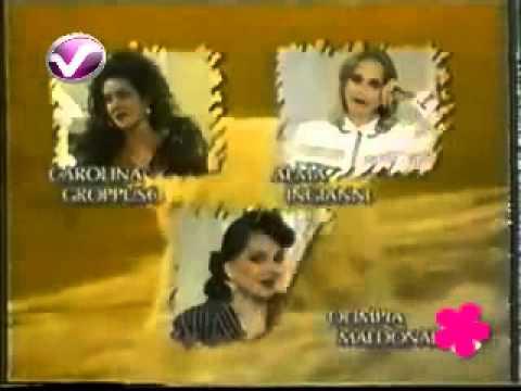d5e8e56135 La loba herida 1992 marte television intro