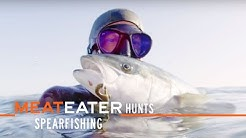 MeatEater Hunts Ep. 1: Spearfishing with Steven Rinella and Janis Putelis