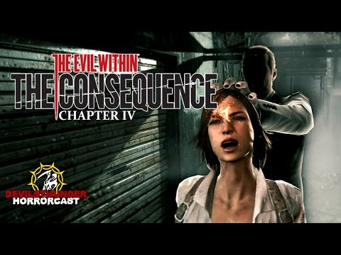 The Evil Within: The Consequence - Chapter IV A Ghost Is Born [FULL]