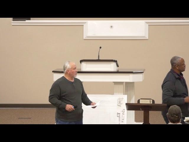 2018-11-07 - JUST SAY YES - Spiritual Renewal Week - Dr. Robert Loggins - Day 4