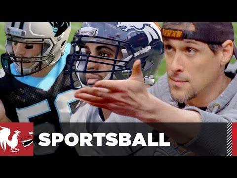 Nommy Graminated Party – Sportsball #24