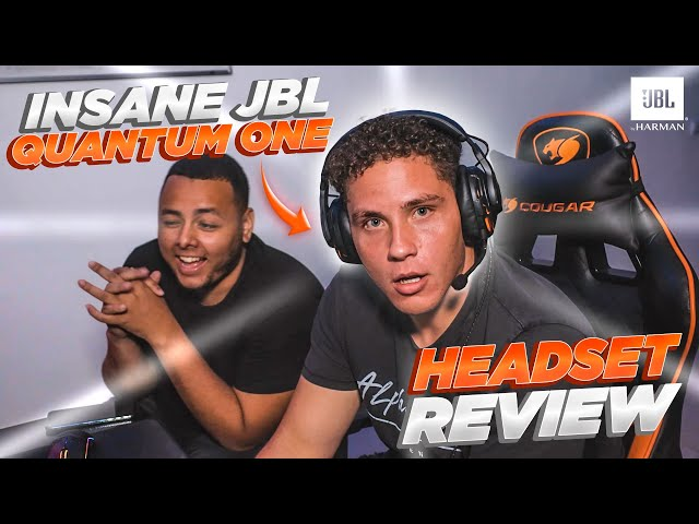 The BEST Gaming Headset in 2021 - JBL Quantum ONE Review (With Gameplay)