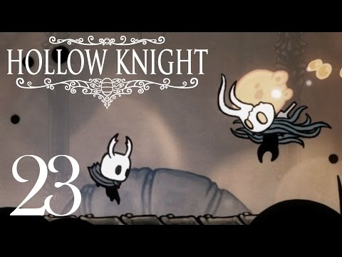 Hollow Knight Gameplay | Episode 23 - Broken Vessel [Hollow Knight Lets Play]