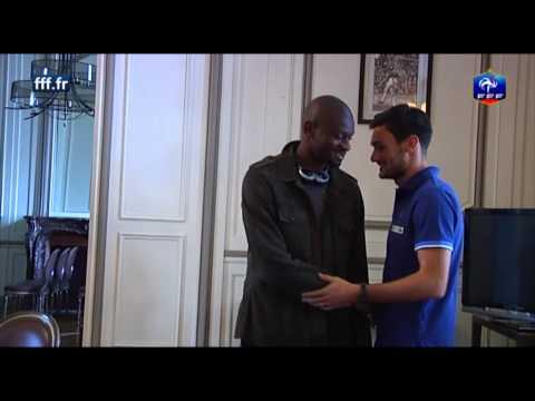 Abou Diaby savoure son retour en Bleu