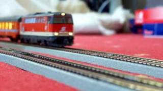 H0 Modellbahn--Vonatok 3