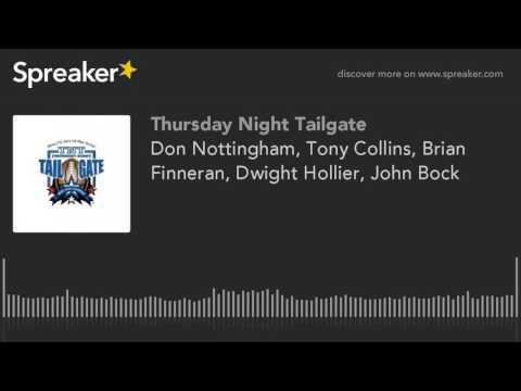 Don Nottingham, Tony Collins, Brian Finneran, Dwight Hollier, John Bock
