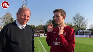 Arsenal Legend Vik Akers Talks Arsenal, Arsene Wenger, His 'Famous' Shorts & More!