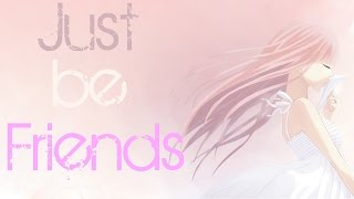 【Rose Birdie】 Just be Friends 『French Cover』 { Music Box }