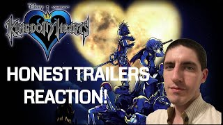 Kingdom Hearts Honest Game Trailers Reaction