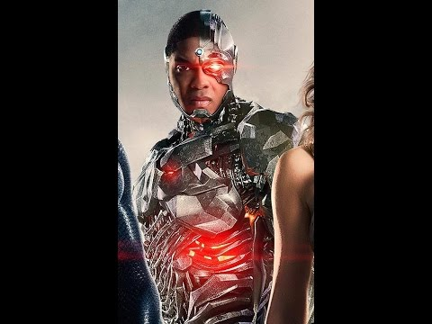 Justice League Official Comic-Con Trailer (2017) - Ray Fisher (Victor Stone - Cyborg) Movie
