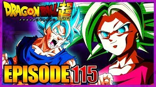 LE RETOUR DU SUPER SAIYAN BLUE ? GOKŪ VS KAFLA !! PRÉDICTION DRAGON BALL SUPER ÉPISODE 115 - LPB #78