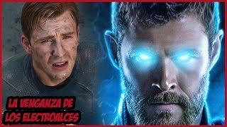 Impactantes Filtraciones de Avengers Endgame – Vengadores MCU –
