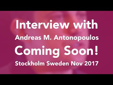 Andreas M. Antonopoulos explains exactly what money is