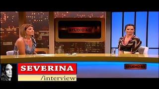 SEVERINA O PORINU @ STUDIO 45 (RTL 2)