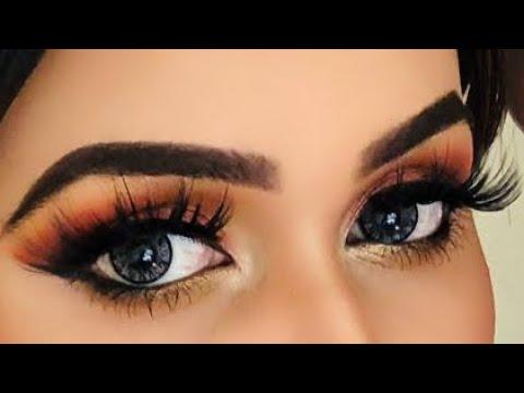 Bridal makeup , #western bridal makeup look # natural makeup look