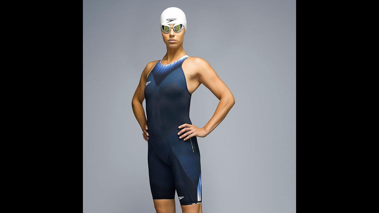 10eff0bba045a How to fit a Fastskin 3 Recordbreaker Kneeskin by Speedo - SwimShop ...