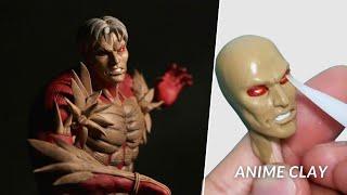 Sculpting Armored Titan | Attack On Titan | Shingeki No Kyojin | 進撃の巨人-鎧の巨人
