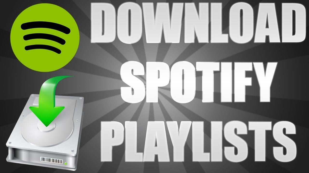 Wie kann man Spotify Playlist herunterladen