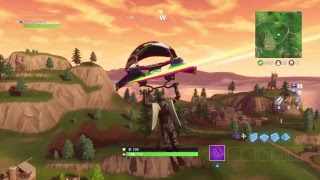 Fortnite Battle Royal Gameplay[New Guided Missile New Pump((semaine 6 Battle pass update))]