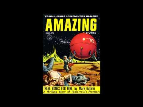 Sea Legs (Alien Culture, Sci-Fi Radio Drama) by Frank Petrocchi - X Minus One