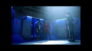 La Bruja del Clima ataca la prisión Iron Heights - Flash, XS - THE FLASH 5X07