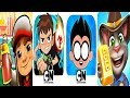 Download Subway Surfers VS Ben 10 Up to Speed VS Teen Titans Go VS Talking Tom Gold Run #1