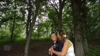 Brentwood Golf Club Wedding | Jaclyn + Tamara Trailer