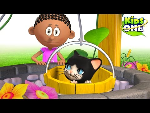 Ding Dong Bell Nursery Rhyme for Children   New Ding Dong Bell 3d Animated Rhymes Songs from KidsOne