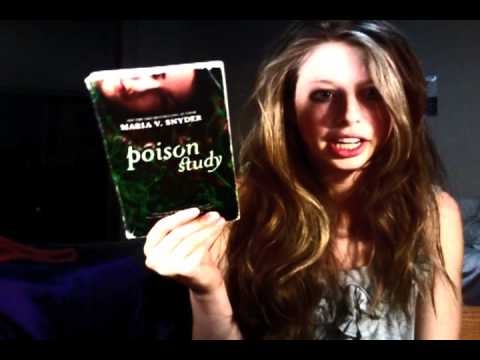 POISON STUDY BY MARIA V. SNYDER: booktalk with XTINEMAY (ep 4)