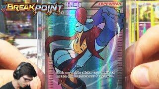 OPENING A POKEMON XY9 BREAKpoint BOOSTER BOX #3 (2/2) - SKYLA BAE!