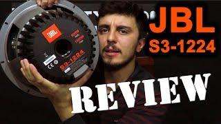Subwoofer JBL S3 1224 GRINGO review