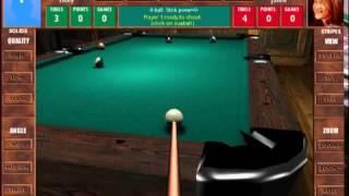 Shockwave.com Real Pool - 3D Groove Games