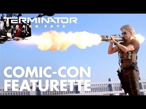 Terminator: Dark Fate – San Diego Comic-Con Featurette (2019) - Paramount Pictures