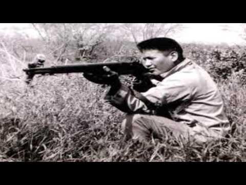 """Los indios navajo en la 2º Guerra Mundial """"Code Talkers"""""""