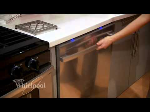 whirlpool power zone max diswasher doovi. Black Bedroom Furniture Sets. Home Design Ideas