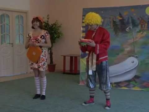 Детская сказка про домовёнка Кузю. TV SHANS