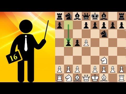 Indian Game, Pseudo-Benko - Standard chess #16