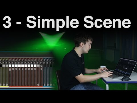 Building a Simple Scene | ADJ MyDMX 2.0 [Tutorial 3]