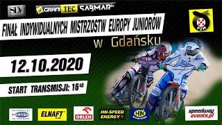 Finał   INDYWIDUALNYCH  MISTRZOSTW  EUROPY JUNIORÓW  2020
