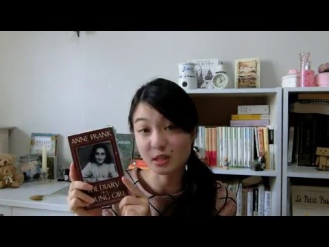 Book Review | The Diary of a Young Girl by Anne Frank