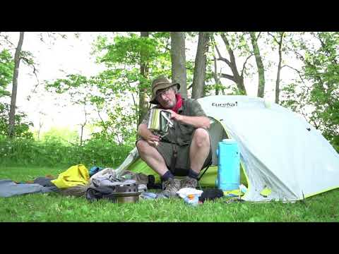 Camp Gear For Thames River Canoe Trip