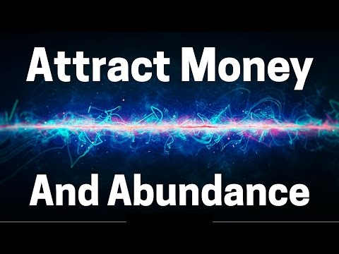 10 Minute Guided Meditation to Attract Money Now