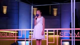Connie Talbot - Imagine (Hong Kong) LIVE acoustic