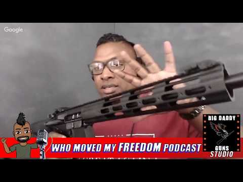 Aluminum AR-15 Pattern 22lr with Ruger 10/22 Barrel: Final 15 Minutes Episode 76 #WMMF Podcast