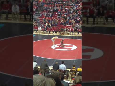 Wrestling: Nebraska v.s. Wyoming