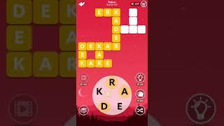 Word Universe Kelime Oyunu Cevapları 121 122 123 124 125