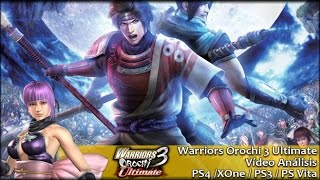Warriors Orochi 3 Ultimate | Análisis español GameProTV
