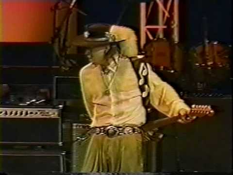 Stevie Ray Vaughn Voodoo Chile Volunteer Jam XIII 1987 06 09