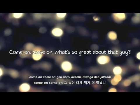 U KISS  Baby Don't Cry lyrics Eng    Rom    Han